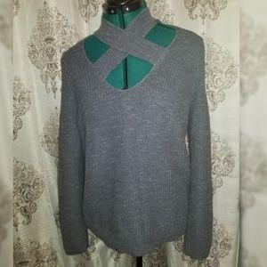 Torrid X cut out sweater *NWT*